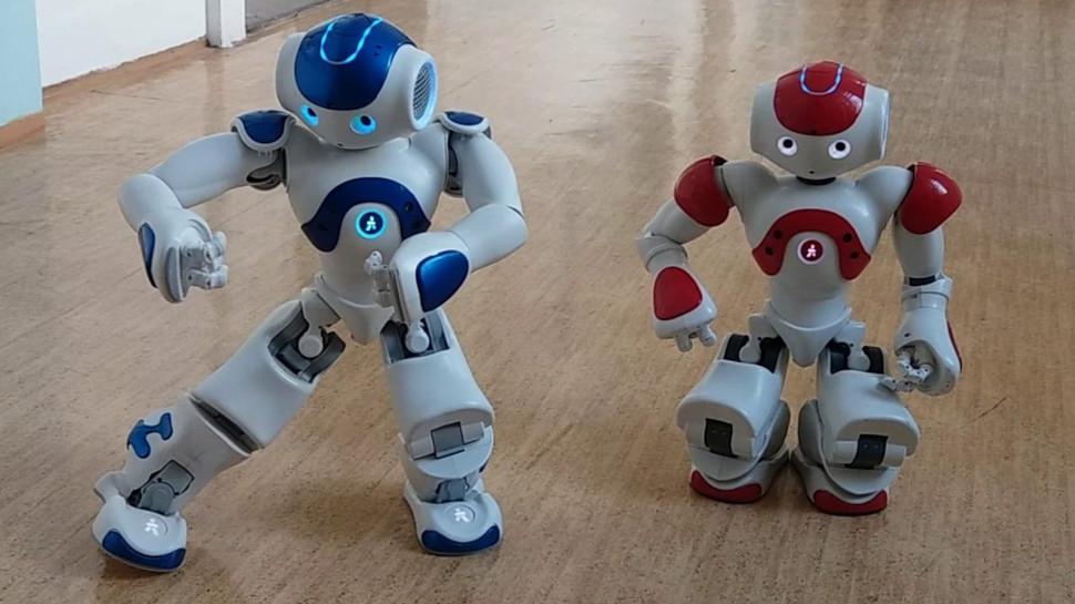 roboții funcționează și vă fac bani