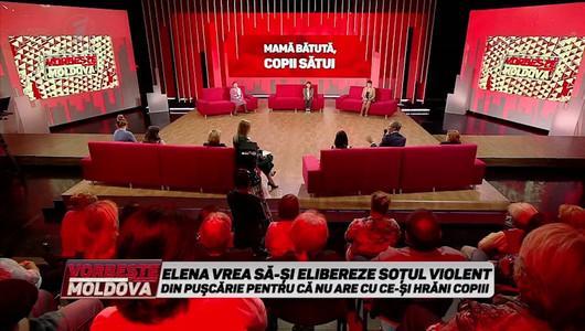 """Vorbește Moldova din 17 Octombrie 2019 """"Mamă bătută, copii sătui"""