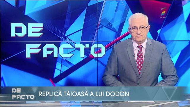 De Facto - 15 Noiembrie 2019