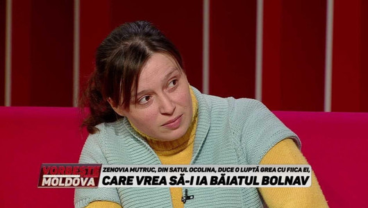 """Vorbește Moldova din 17 Februarie 2020 """"RĂZBOIUL DIN CASĂ, MAMA vs FIICA"""" - Partea a 2-a"""