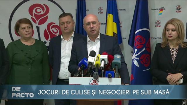 """De Facto - 27 Februarie 2020. FURTUNĂ ÎN """"PARTIDUL ROZELOR"""""""