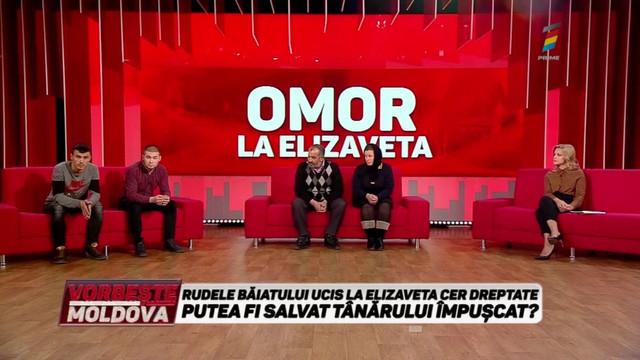 "Vorbește Moldova din 20 Februarie 2020 ""OMOR LA ELIZAVETA"" - Partea I"