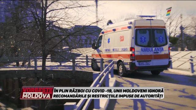 """Vorbește Moldova din 30 Martie 2020 """"EPIDEMIE DE IRESPONSABILITATE"""" - Partea 1"""