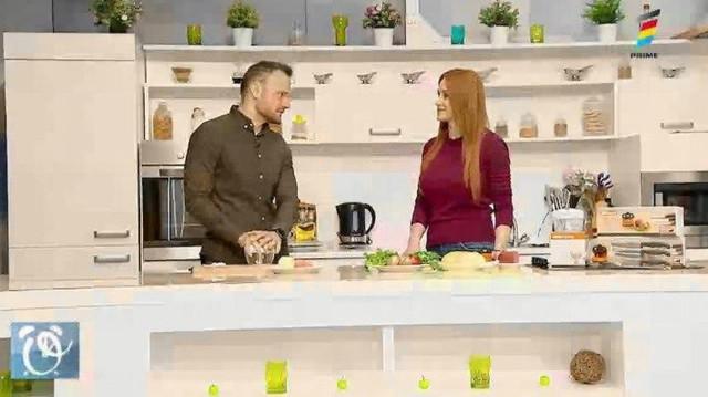 Prezentatorii de la Telemagazin, în bucătăria Prima Oră. Vezi ce fac și cum au ajuns acolo