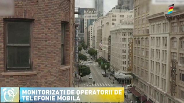 Operatorii de telefonie mobilă din Europa vor comunica autorităților coordonatele de localizare a utilizatorilor care-și părăsesc locuințele