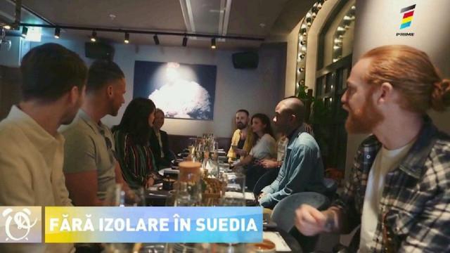 Suedia refuză izolarea. Care este motivul