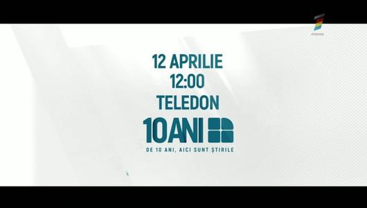 Primele Știri - 7 Aprilie 2020, 18:00
