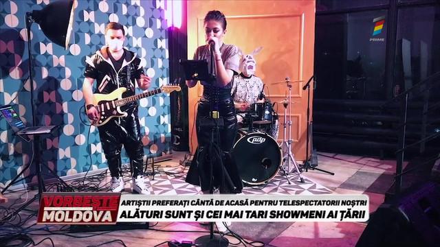 """Vorbește Moldova din 9 Aprilie 2020 """"CONCERT DE ACASĂ"""" - Partea a 2-a"""