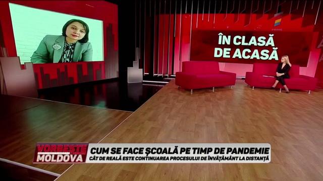 """Vorbește Moldova din 2 Aprilie 2020 """"ÎN CLASĂ DE ACASĂ"""" - Partea 1"""