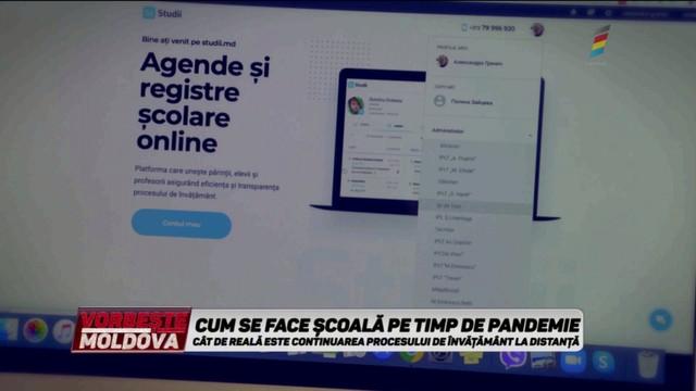 """Vorbește Moldova din 2 Aprilie 2020 """"ÎN CLASĂ DE ACASĂ"""" - Partea a 2-a"""