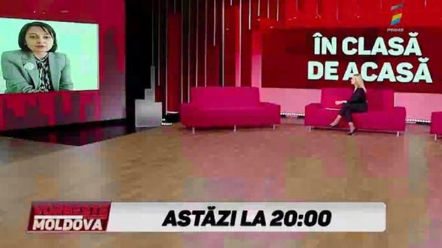 PROMO - VORBEȘTE MOLDOVA - ÎN CLASĂ DE ACASĂ - 02.04.2020, doar pe PRIME