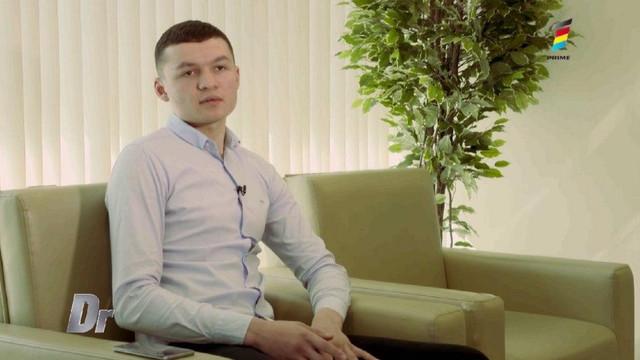 Povestea unui tânăr care s-a văzut nevoit să renunțe la sport din cauza unei operații pe cord