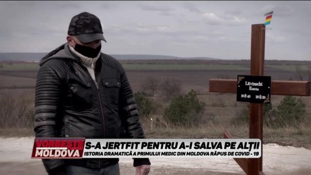 """Vorbește Moldova din 7 Aprilie 2020 """"PRIMA VICTIMĂ ÎN HALAT ALB"""" - Partea 1"""