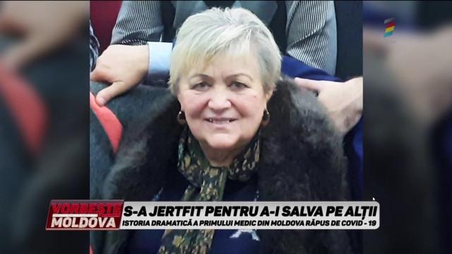 """Vorbește Moldova din 7 Aprilie 2020 """"PRIMA VICTIMĂ ÎN HALAT ALB"""" - Partea a 2-a"""