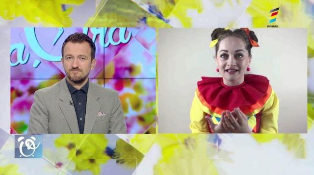 1 IUNIE, Ziua Copiilor! Planeta Clounella va oferi un spectacol online