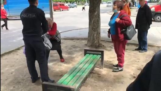 Не только нагрубили, но и штраф выписали: заплатит ли старушка 22,5 тысячи леев за нарушение мер безопасности?