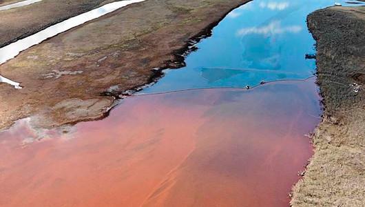 Заполярная Арктика поражена. Подробности техногенной катастрофы в Норильске