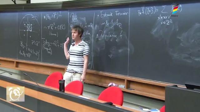 Matimatician moldovean, premiat în SUA. Află povestea lui Simion Filip care este profesor la Universitatea din Chicago