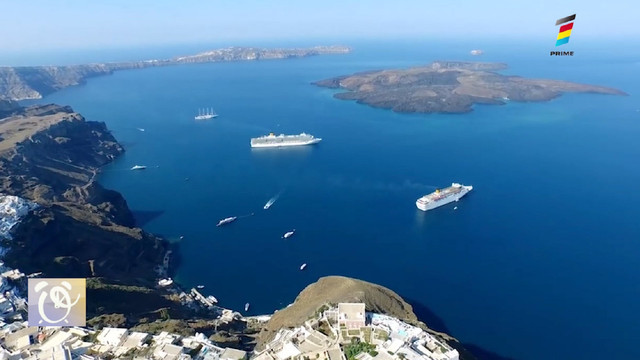 Sezonul turistic reîncepe în Grecia pe 15 iunie fără carantină și testare obligatorie