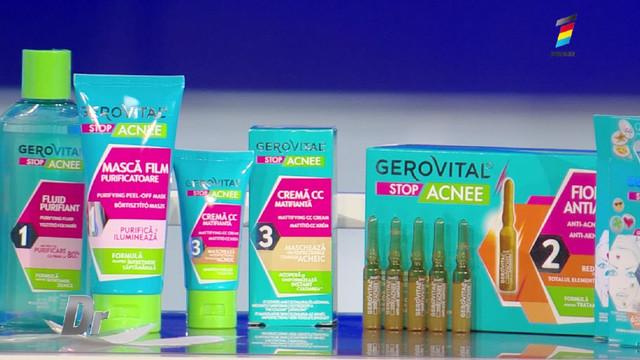 Cum tratăm acneea?! Produsele minune recomandate de specialiști