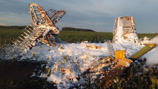 В Нижнегородской области России потерпел крушение самолет