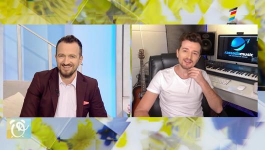 Interviu cu Radu Sîrbu, la Prima Oră. Detalii exclusive despre noul său videoclip