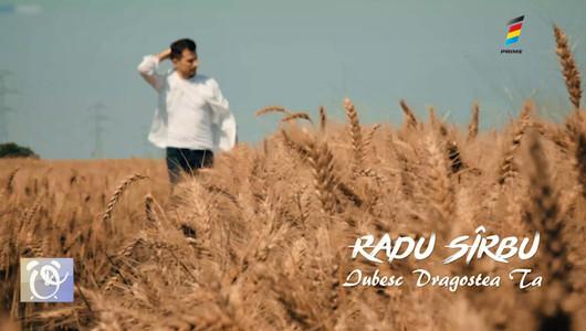"""Iubesc dragostea ta"". Radu Sîrbu a lansat un nou videoclip"