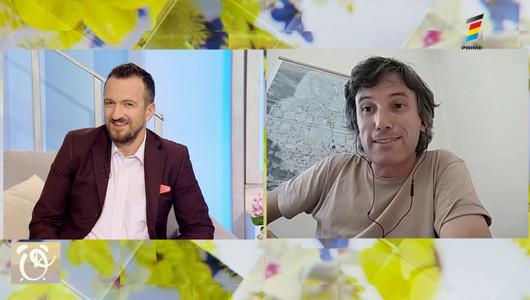 """Interviu exclusiv cu Ion Ștefăniță, la Prima Oră. Află detalii despre proiectul """"Renaștem satele Moldovei"""""""