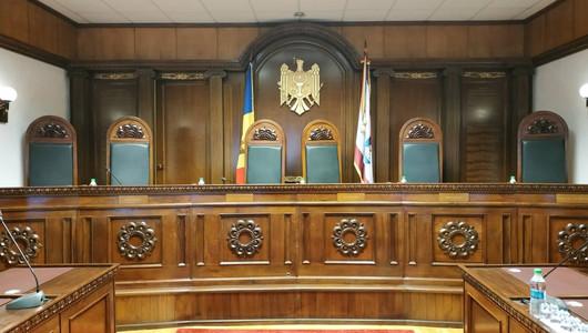 Curtea Constituțională a dat aviz parțial negativ proiectului Guvernului privind sistemul judecatoresc