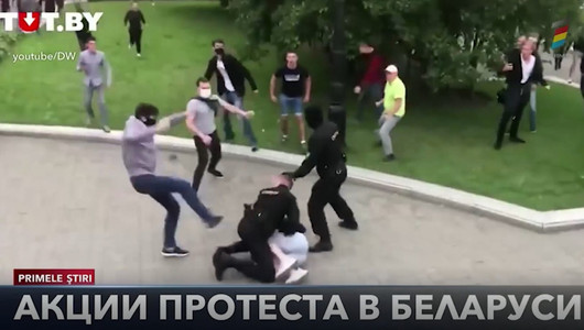 Протесты и задержания в Беларуси: как это было