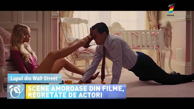 Actorii care regretă scenele de dragoste din filmele în care au jucat