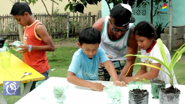 Cum educăm copiii ca să devină mai responsabili față de mediul înconjurător