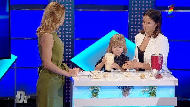 Importanța implicării copiilor în activitățile culinare