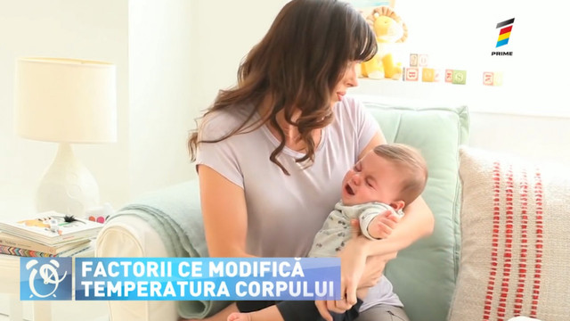 Factori care pot modifica temperatura corpului