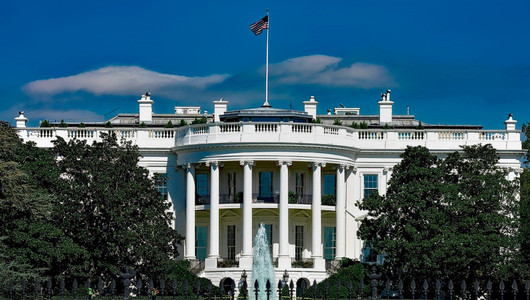 У Белого дома произошла стрельба