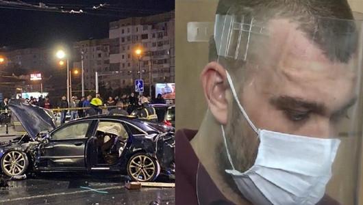 Șase ani și opt luni de pușcărie este pedeapsa primită de tânărul de 28 de ani, care a provocat fatalul accident din centrul Capitalei