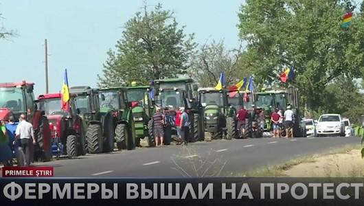 Как прошел протест фермеров 11 августа