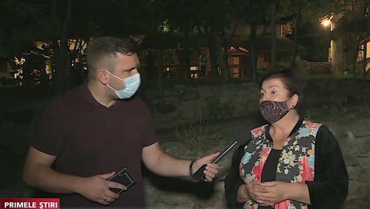 Svetlana Bivol, directorul general al Filarmonicii Naționale despre pierderile înregistrate în urma incendiului, pentru Primele Știri