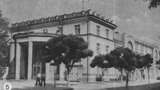 Cladirea Filarmonicii Naționale, un secol și jumătate de istorie