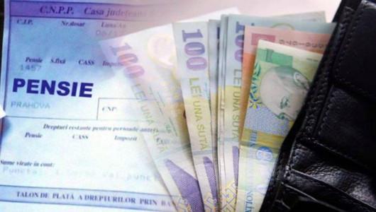 În România pensiile au fost majorate cu 40 la sută, după ce Parlamentul de la București a votat un proiect în acest sens
