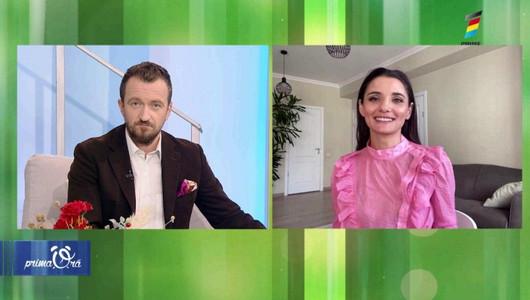 Interviu exclusiv cu Lilu, la Prima Oră. Detalii neștiute din culisele emisiunii