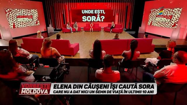"""Vorbește Moldova din 21 Septembrie 2020 """"UNDE EȘTI, SORĂ?"""" - Partea 1"""