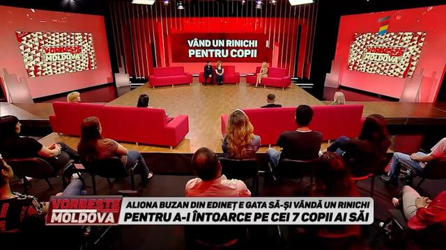 """Vorbește Moldova din 22 Septembrie 2020 """"VÂND UN RINICHI PENTRU COPII"""" - Partea a 2-a"""