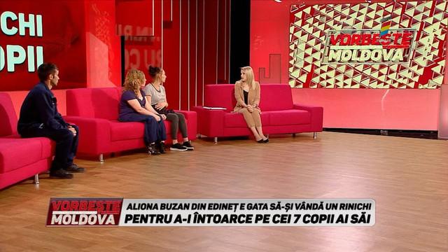 """Vorbește Moldova din 23 Septembrie 2020 """"VÂND UN RINICHI PENTRU COPII. CONTINUARE"""" - Partea 1"""
