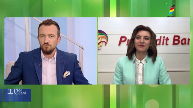 Irina Stratan despre aplicația Mobile banking de la ProCreditBank. Cum ne ajută pe timp de pandemie