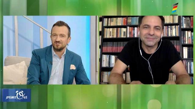 Interviu cu Dan Negru, la Prima Oră. Detalii exclusive despre show-ul Roata Norocului