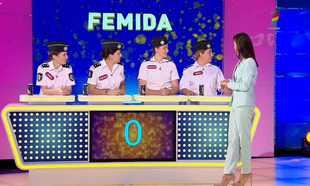 FEMIDA vs SCUT - 18 septembrie 2020. Partea 1