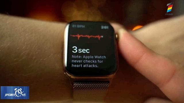 Apple a introdus la ceasurile sale o nouă funcție. Care este aceasta