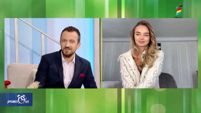 Interviu exclusiv cu Anastasia Fotachi, la Prima Oră. Detalii despre noul sezon al show-ului Roata Norocului