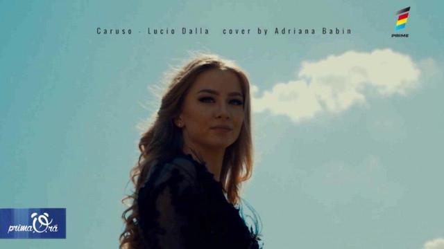 Adriana Babin a lansat un videoclip instrumental. Este un cover la piesa Caruso